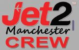 JET2 MANCHESTER Crew Tag